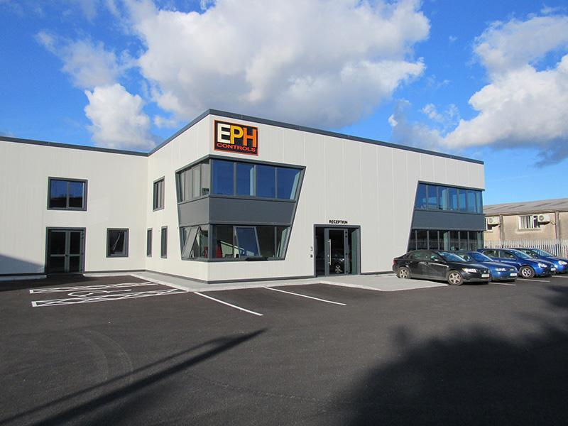EPH Controls Ltd. Sitecast, Industrial Estate, Pouladuff Road, Cork