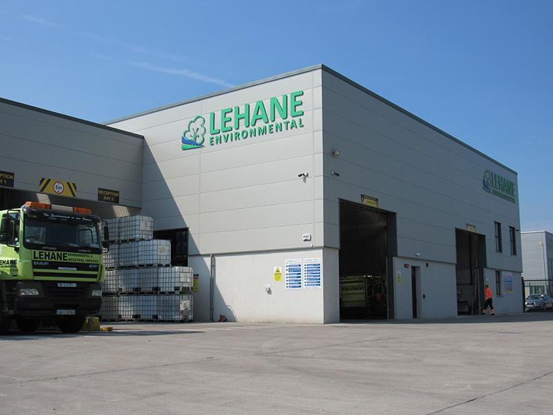 Lehane Environmental & Industrial Services Ltd. Little Island, Co. Cork