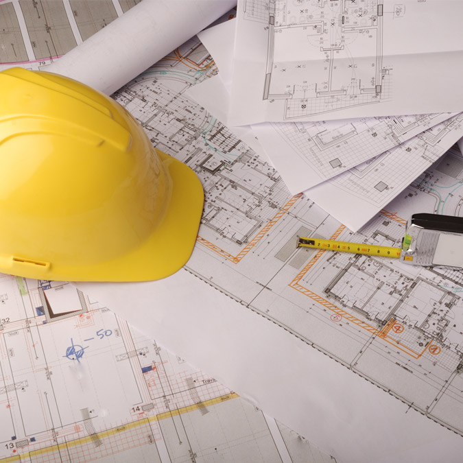 Domestic & Commercial Planning Applications.